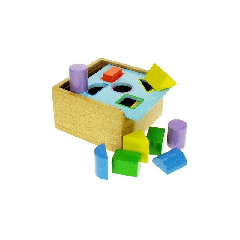 Bigjigs sorteerbox