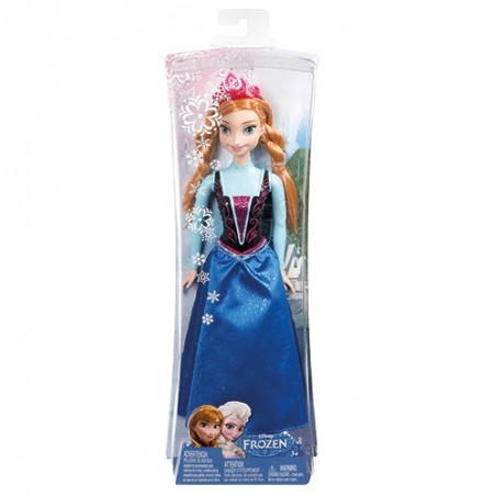 Frozen Anna pop
