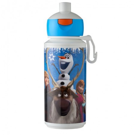 Frozen drinkfles pop-up