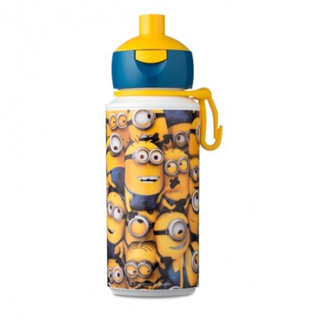Minions Drinkfles Pop Up