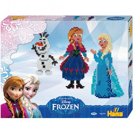 Strijkkralen Disney Frozen Gift Box 4000 Kralen