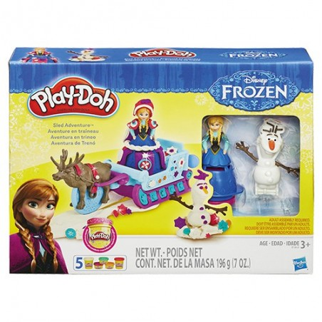 Play-Doh Disney Frozen Sled Adventure