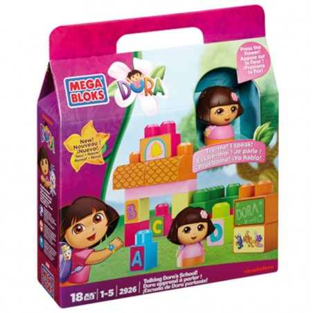 Mega Bloks First Builders Dora's School