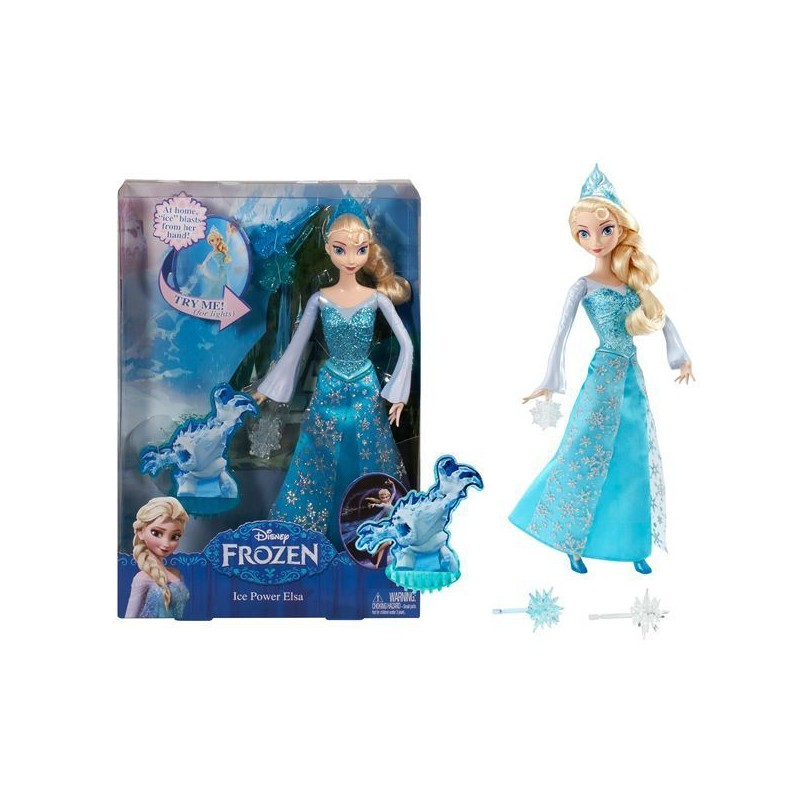 Frozen pop Elsa Toverijs
