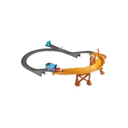 Thomas de trein Trackmaster: Breakaway Bridge Set