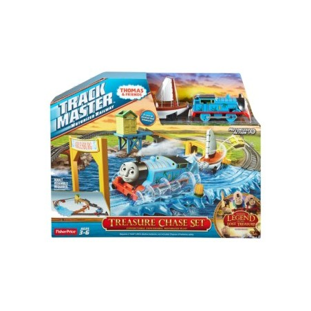 Thomas de trein Trackmaster: Treasure Chase Set