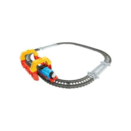 Thomas de trein Trackmaster: Thomas 2 in 1 Builder set