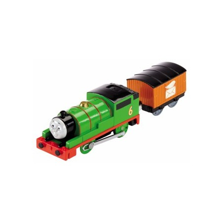 Thomas Trackmaster: Speed & Spark Percy